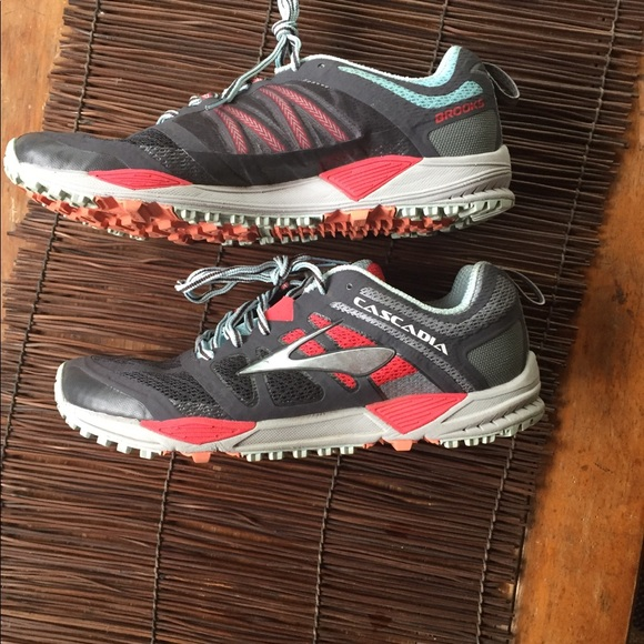 34c783d0705 Brooks Shoes - Womens Brooks Cascadia 11 Trail Running Shoe